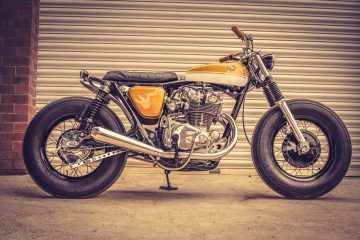 Honda CB 450 '72 (Down and Out) 9