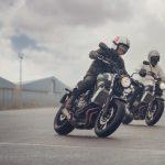 Yamaha XSR700. La competencia de Ducati Scrambler 6