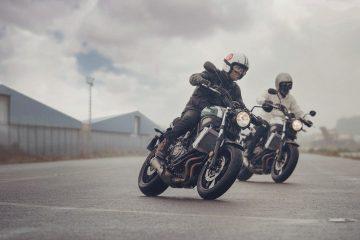 Yamaha XSR700. La competencia de Ducati Scrambler 19