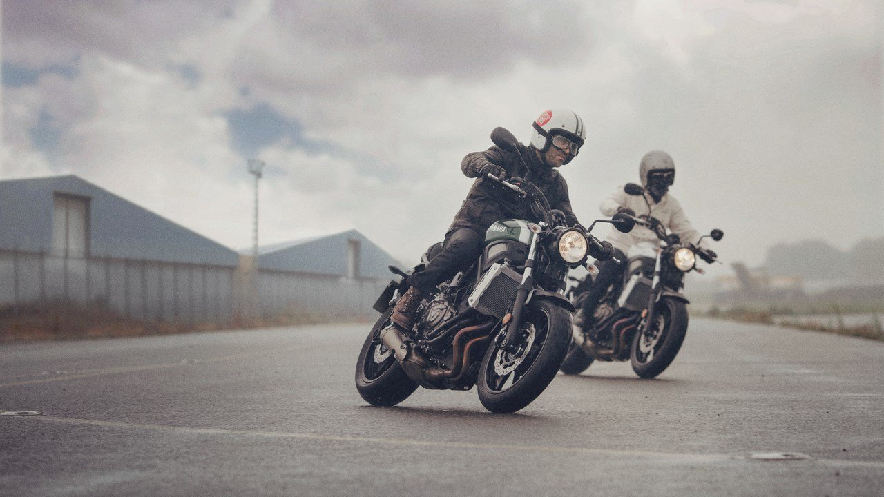 Yamaha XSR700. La competencia de Ducati Scrambler 36