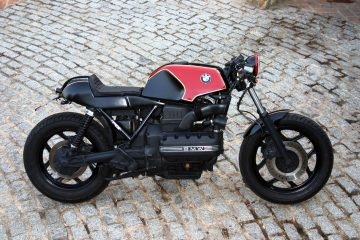 BMW K100 LT (The Biker Special) 6