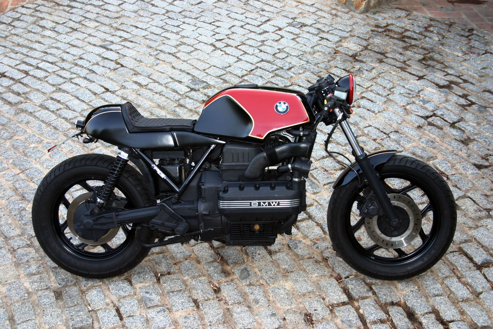 BMW K100 LT (The Biker Special) 4