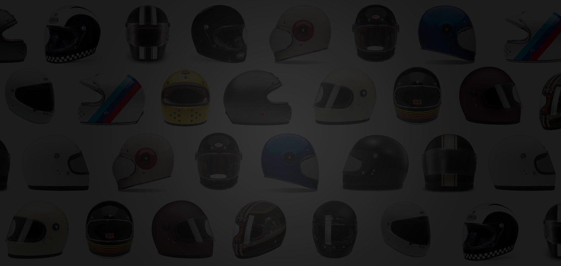 Los mejores cascos integrales Retro / Vintage / Cafe Racer 50