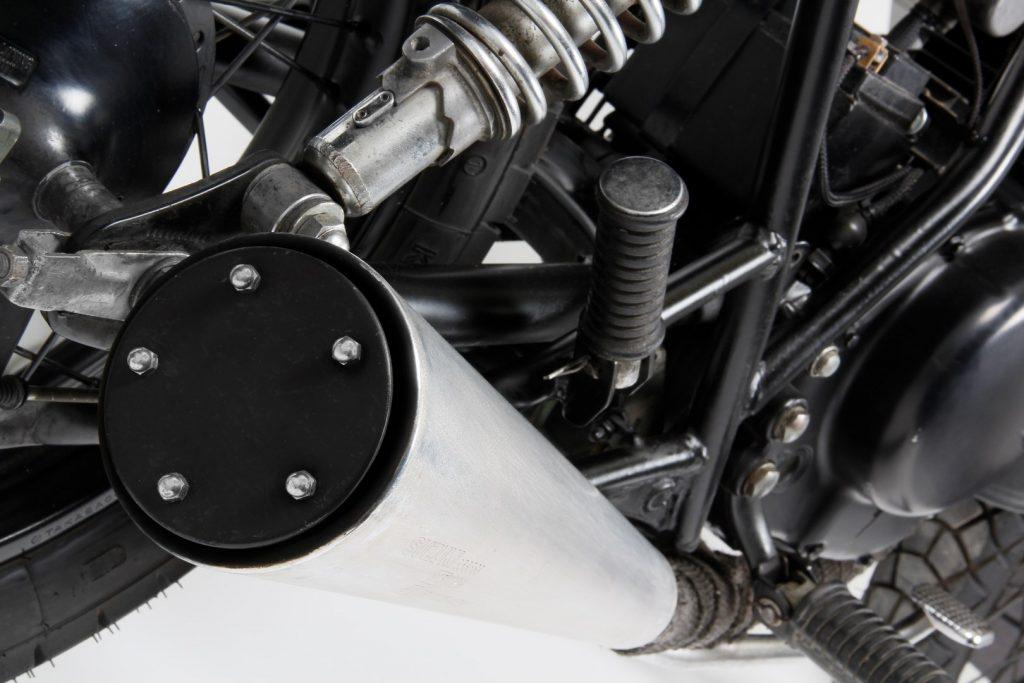 "Suzuki GN250 - ""The 7TH""  (TCA Motorcycles) 3"