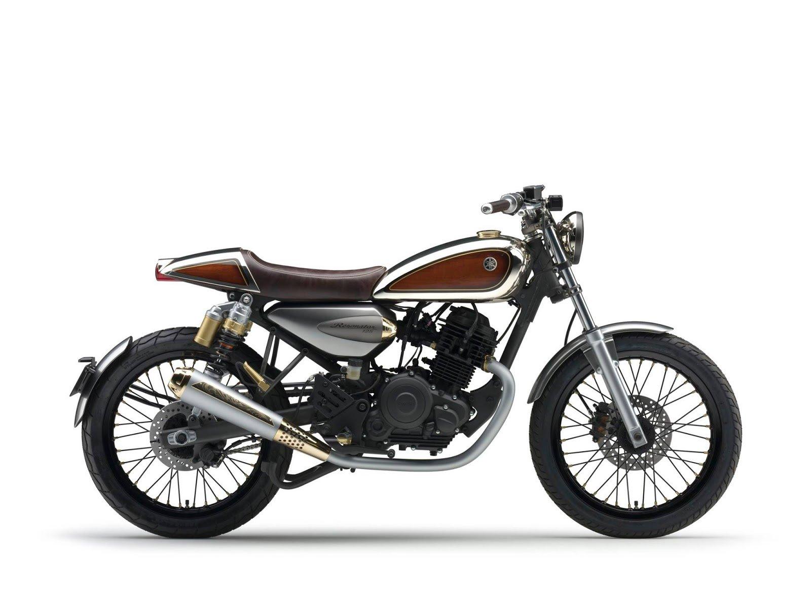 Yamaha Resonator 125. ¿Apuesta definitiva por el mercado retro? 51