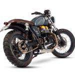 "Triumph Bonneville Scrambler ""LUTHER"" por Maria Motorcycles © Caferaceros.com"