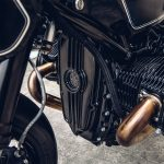 "BMW R nineT ""Bavarian Fistfighter"" por Rough Crafts © Caferaceros.com"