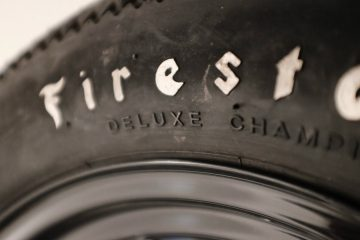 Firestone Deluxe Champion. El neumático retro © Caferaceros.com
