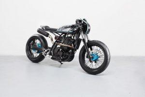 Suzuki DR650 #5 (Diamond Atelier)