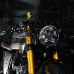 "Yamaha Virago 535 ""The Clyro"" Cafe Racer (Studio Motor) 1"