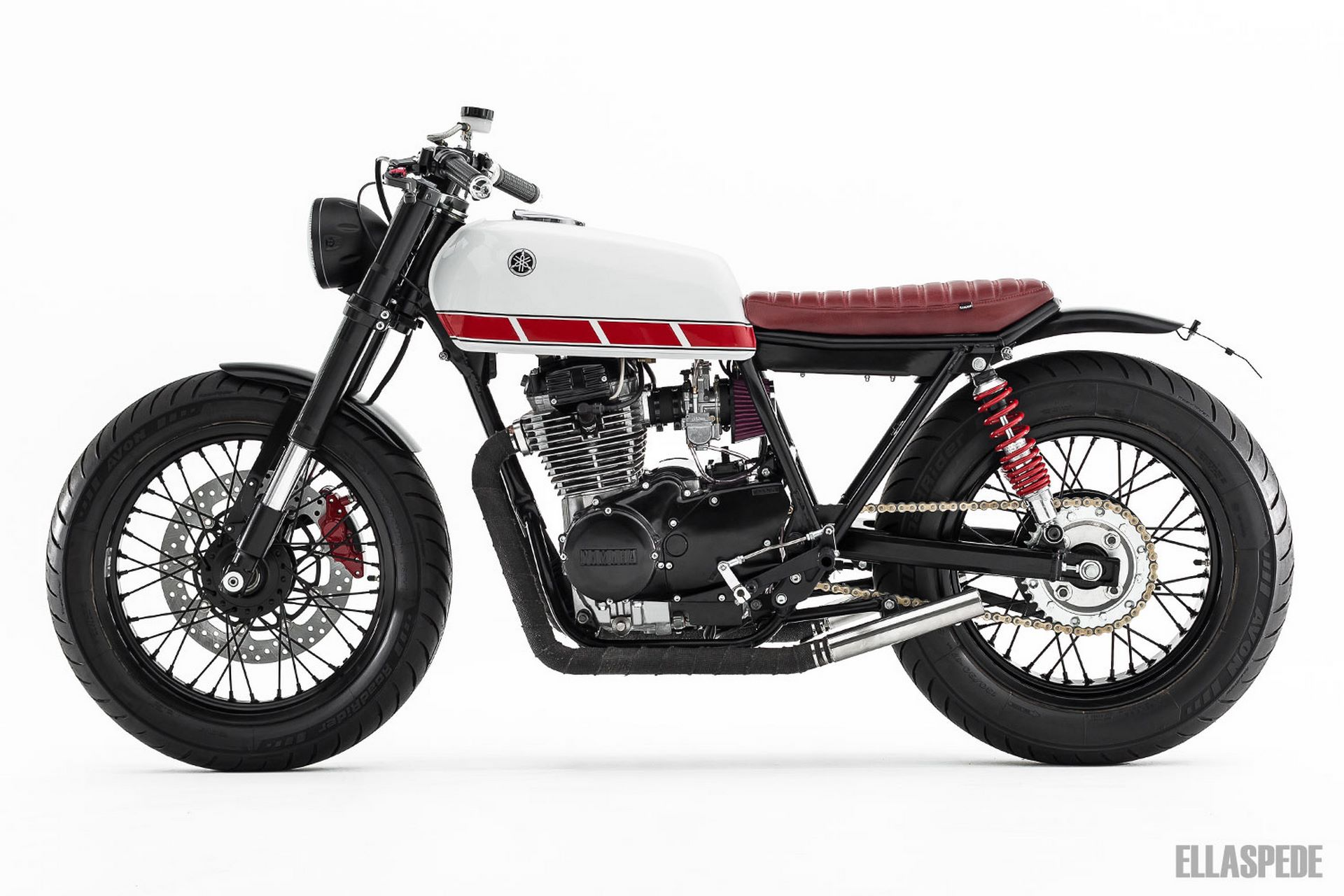 Yamaha Xsj Parts