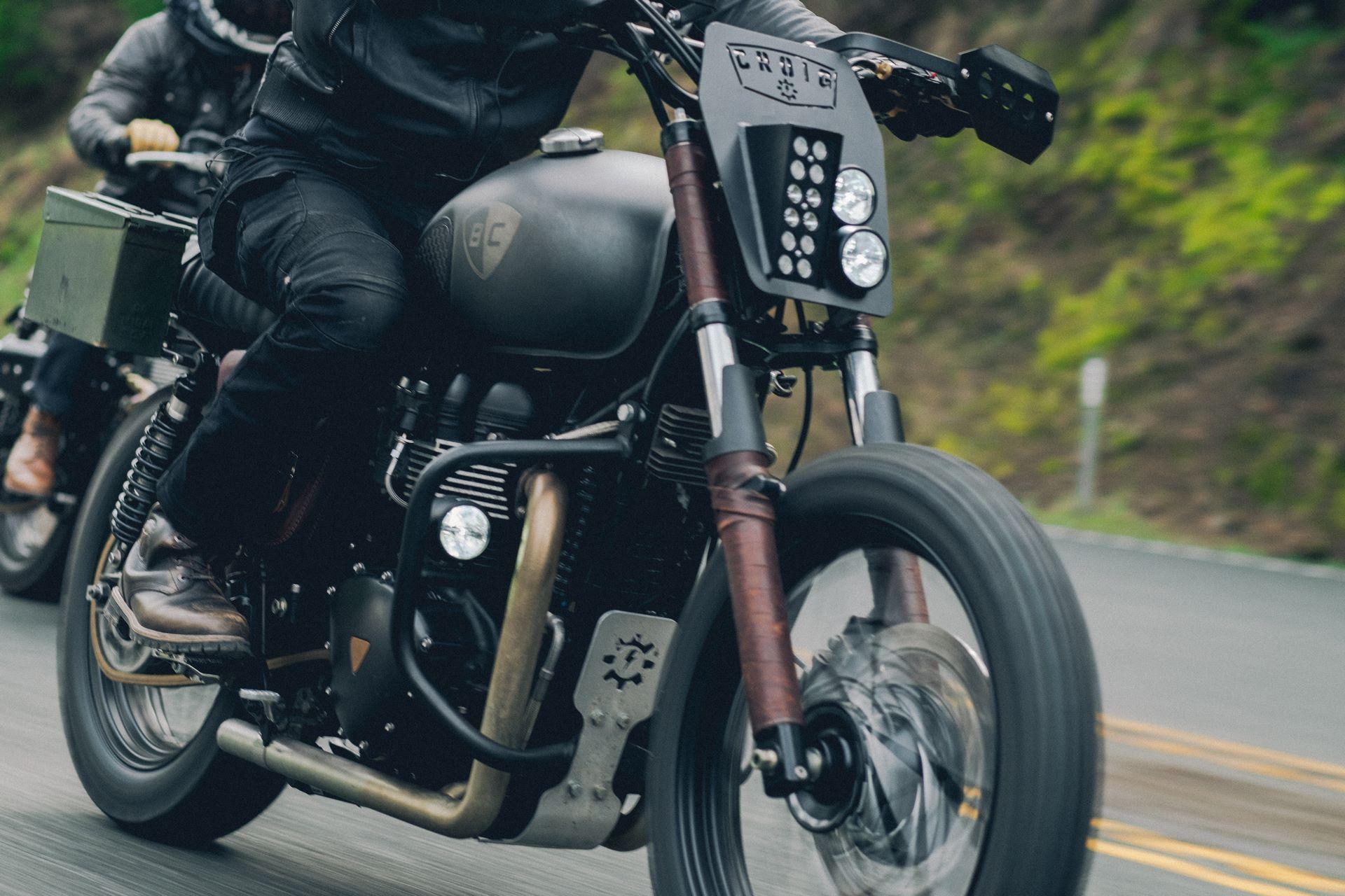 Como construir una moto Cafe Racer - CafeRaceros