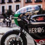 "Mash 250 Cafe Racer ""Cafe Noir"" (XTR Pepo) - CafeRaceros"