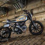"Ducati Scrambler ""Magione"" Tracker (Krugger Motorcycles) - CafeRaceros"