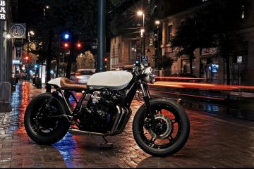Honda CB750 Marilyn Cafe Racer Brogue Motorcycles