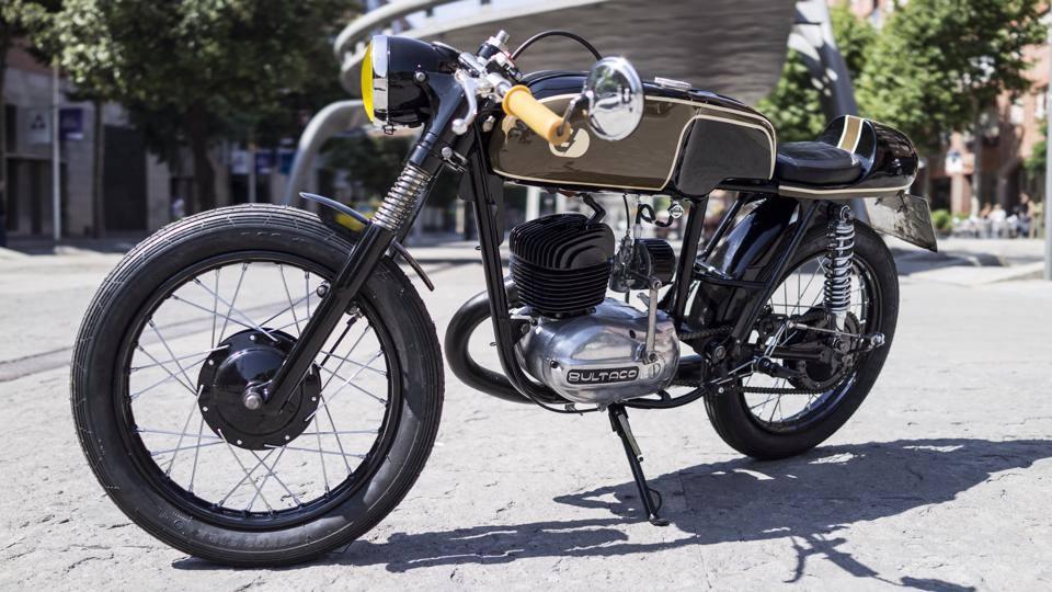 Bultaco Mercurio Black Summer Night (Gas Department)