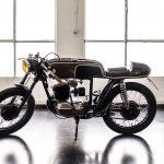 """Bultaco Mercurio """"Black Summer Night"""" (Gas Department) 2"""