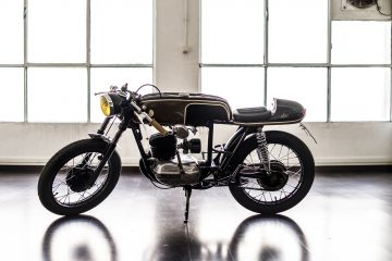 "Bultaco Mercurio ""Black Summer Night"" (Gas Department) 10"