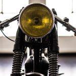 """Bultaco Mercurio """"Black Summer Night"""" (Gas Department) 3"""