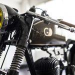 """Bultaco Mercurio """"Black Summer Night"""" (Gas Department) 7"""