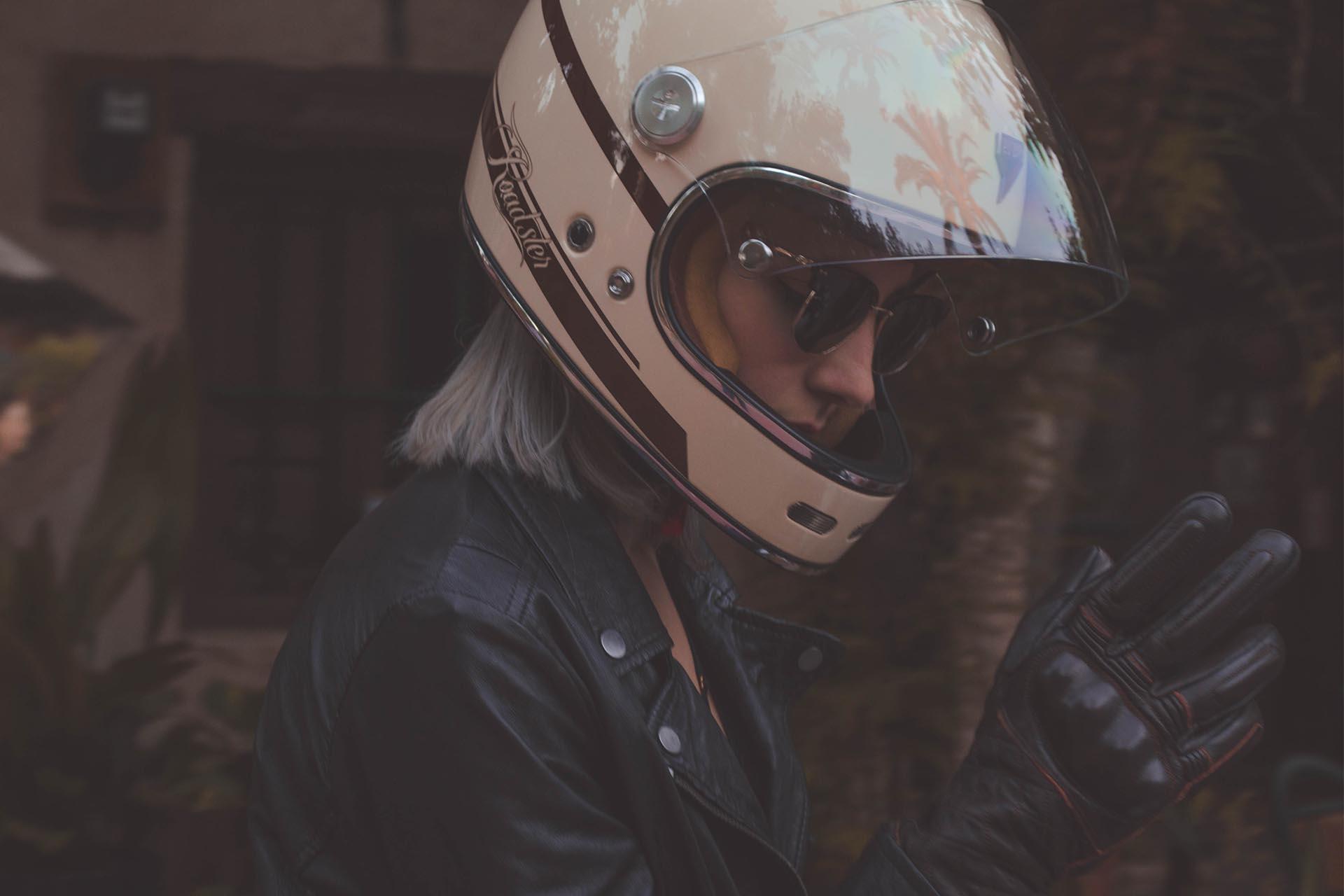 Casco integral retro By City Roadster 48